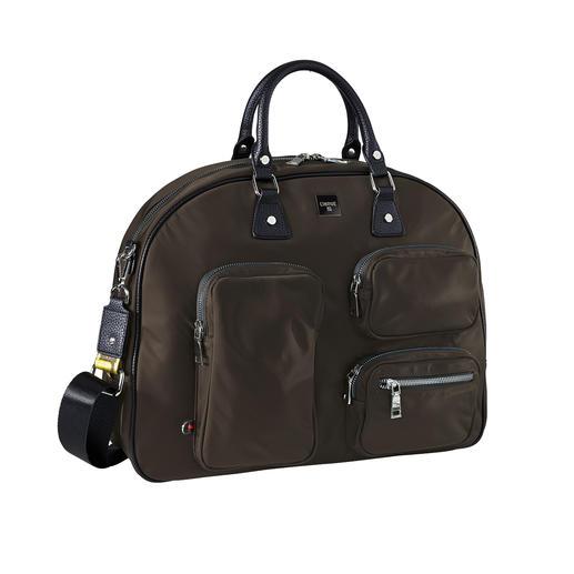 Cinque utility bag De uitzonderlijke utility bag combineert fashion met functionaliteit. Van Cinque.