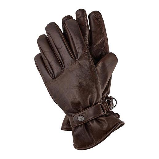 Pearlwood vintage-handschoenen Heerlijk soepel en heel sterk: leren handschoenen in trendy vintage-look. Van Pearlwood.