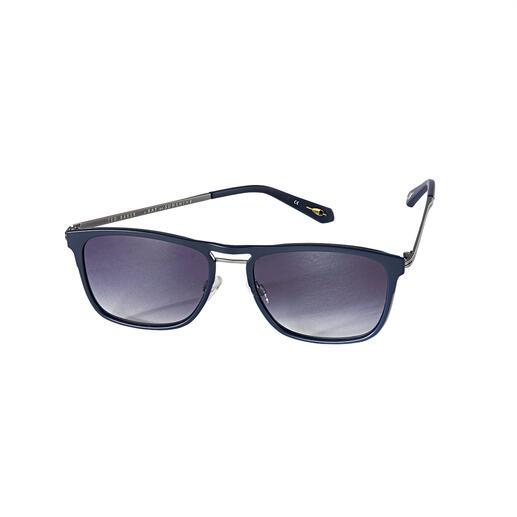 Ted Baker pilotenzonnebril, cool-blue Vertrouwd: de modieuze, stijlvolle Britse look. Bijzonder: de verrassend voordelige prijs.