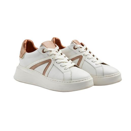 Alexander Smith sneakers wit/nude Premium-sneakers in high-class-design en -kwaliteit – voor een heel betaalbare prijs.