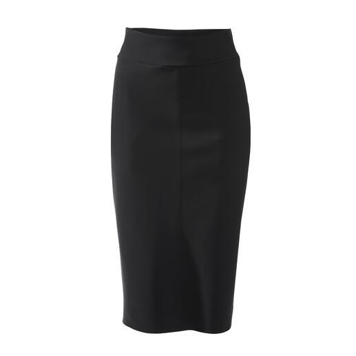 Sassenbach slip skirt Modefavoriet van de supersterren: de ongecompliceerde, elegante slip skirt.