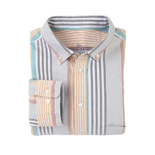 The BDO-shirt, Limited Edition No. 63 Ontdek een goede oude vriend. En vergeet dat een overhemd moet worden gestreken.