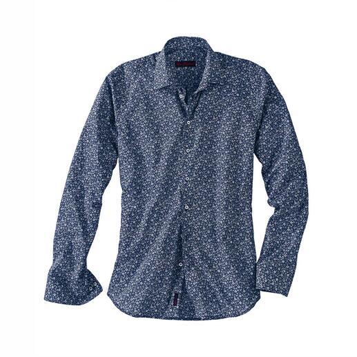 Liberty™ Tana-Lawn-overhemd Het gebloemde herenoverhemd: bij alle anderen in de mode.