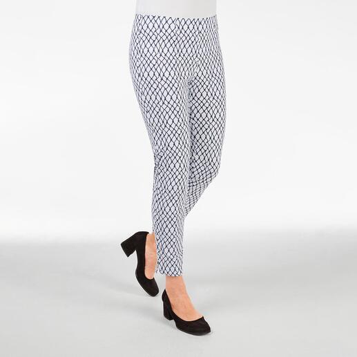 Seductive  instap-broek 'Sabrina', Sailor Net Seductive 'Sabrina': elegant, comfortabel, figuurvriendelijk.