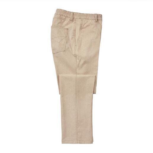 Hoal 30°-broek Zo fris en koel als veel andere linnen broeken. Maar veel zachter en kreukbestendiger.