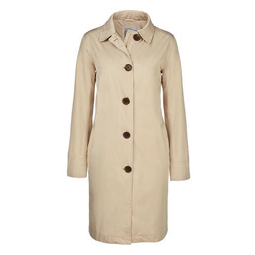 HappyRainyDays travelcoat Unieke creatie: stijlvolle travelcoat die perfecte bescherming biedt tegen de regen.