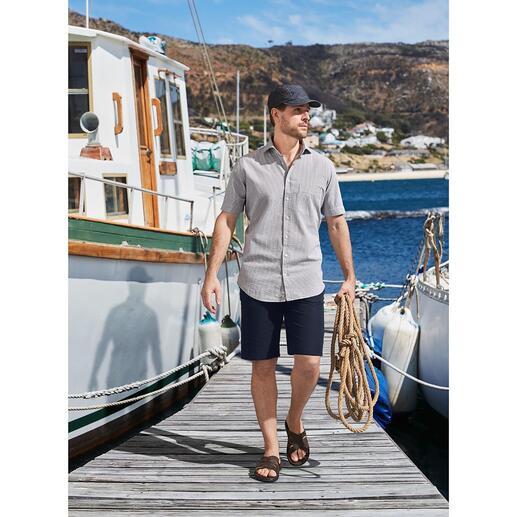Teva® waterbestendige leren sandalen