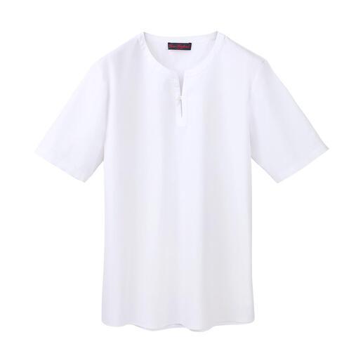 Beachshirt 2.0 Gewoon aantrekken en zonder uitgebreid dichtknopen bent u snel goed gekleed.