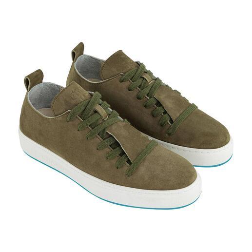 Chaaya velours sneakers Mooi eenvoudig, veelzijdig, tijdloos, hoogwaardig ... en ongelooflijk comfortabel.