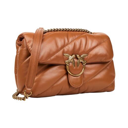 Pinko puffer bag Gisteren een klassieker, vandaag trendy, morgen een klassieker.