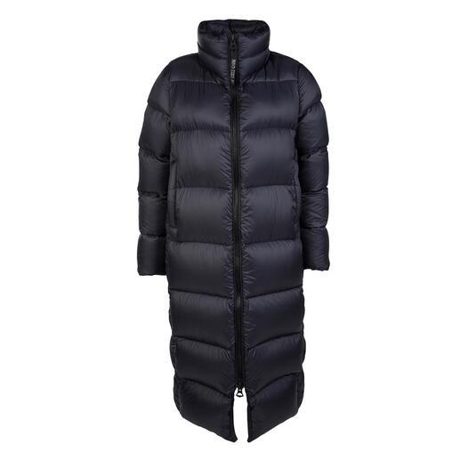 Schneiders puffa coat Biologisch afbreekbaar, weerbestendig hightechmateriaal. 100% premium donsvulling.