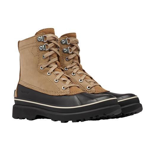 Sorel duck boots Tijdloze klassieker, eigentijdse update: Sorel maakt de duck boot warm en waterdicht.