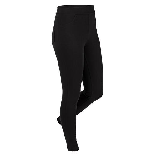 Modellerende jegging Comfortabel en casual als uw favoriete jeans en flatteus modellerend.