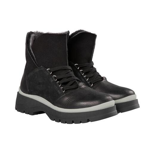 Werner wandelschoenen Vandaag stijlvol, morgen geschikt voor het buitenleven – wandelschoenen van de Duitse schoenspecialist Werner.