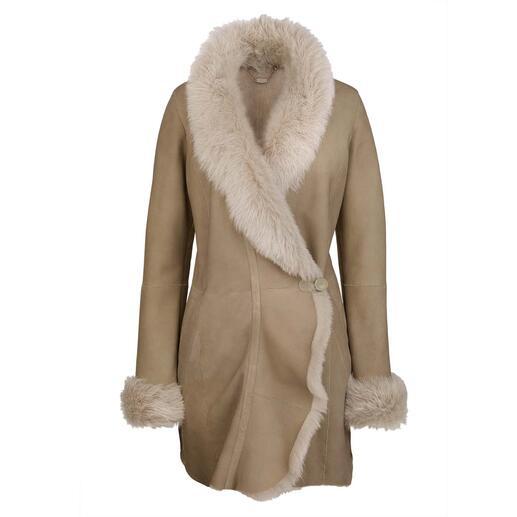 Wunderfell jas van merino-lamsvacht Eén van de slechts 13 exemplaren uit de kleine maar fijne collectie van Wunderfell, München.