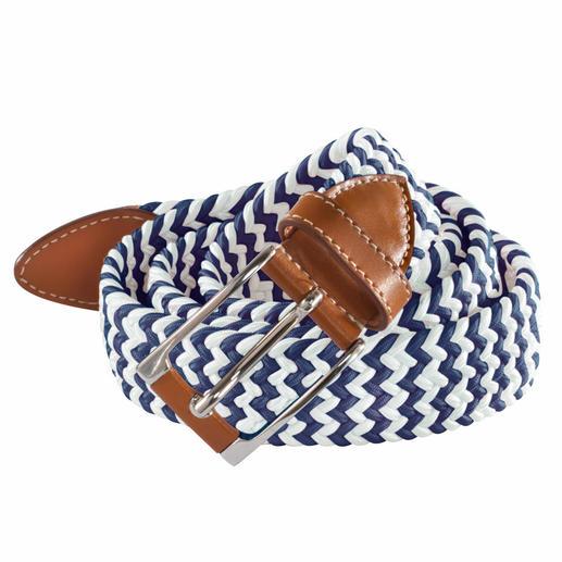 wit/jeansblauw