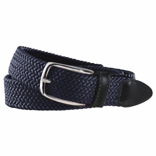 Heerlijk handige en comfortable ceintuur: glijdend instelbaar en elastisch. Heerlijk handige en comfortable ceintuur: glijdend instelbaar en elastisch.