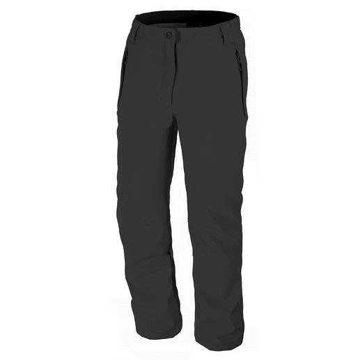 Softshell broek, heren Dankzij softshell slank, licht en toch behaaglijk warm. En u ziet er ook nog eens heel goed uit. Van CMP.