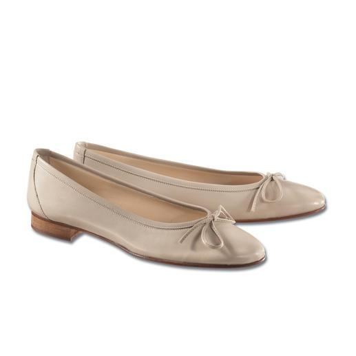 Casanova Ballerina's Sensationeel comfortabel en elegant. Van Casanova/Italië sinds 1949.