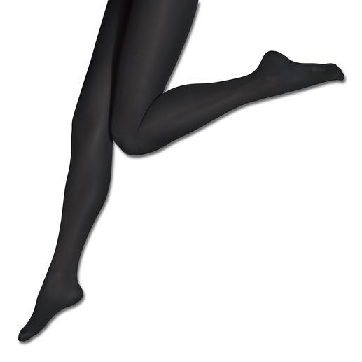 Oroblu Colour-Tights Ondoorzichtige panty's in prima te combineren kleuren – en in het zwart. Topkwaliteit van Oroblu, Italië.