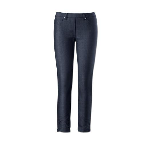 Jeggings: het comfort van een legging. Aanblik van schitterende jeans. Jeggings: het comfort van een legging. Aanblik van schitterende jeans.
