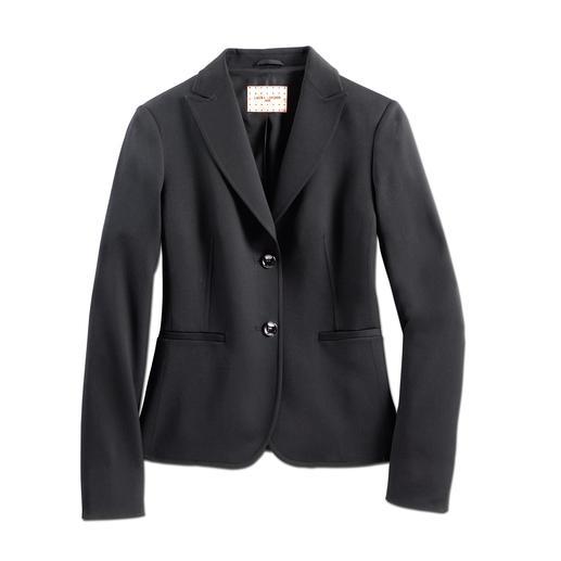 Wasbare 24-uurs blazer De 24-uurs blazer: correct voor kantoor. Nonchalant bij jeans. Elegant voor ´s avonds. En zelfs wasbaar.