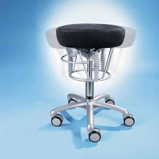 Bioswing Foxter Vooruitgang voor rug en zenuwstelsel. Slimme Bioswing-technologie: voorkomt rugproblemen.