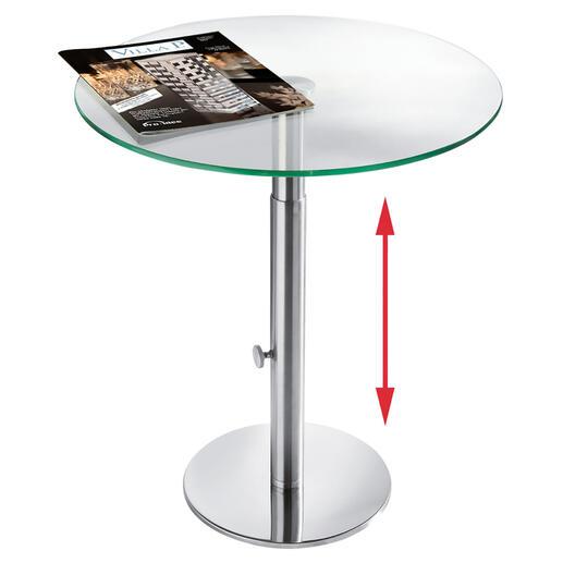 Glazen Bijzet Tafeltje.Glazen Bijzettafeltje 3 Jaar Productgarantie Pro Idee