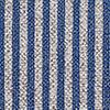 beige/blauw gestreept