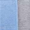 aqua/grijs/blauw