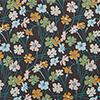 donkerbruin/roze/oranje/lichtblauw/groen/beige