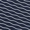 oceaanblauw/wit