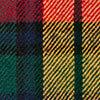 Buchanan, geel/groen/blauw/rood/wit