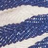 blauw/creme