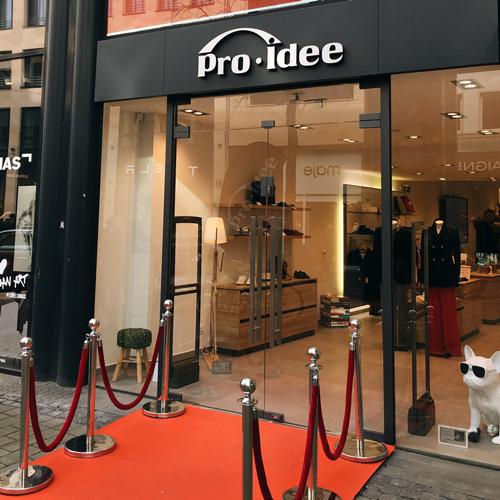 Pro-Idee Shop in Köln