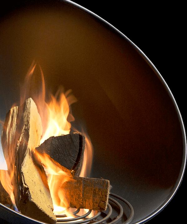 FireGlobe vuurschaal